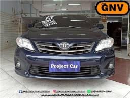 Corolla Automático GNV 5ª Geração - IPVA, Transferência ou Seguro Grátis*