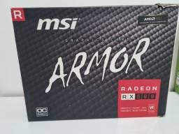 Placa RX 580 8GB