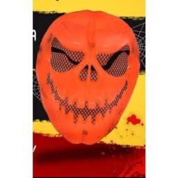 Título do anúncio: Mascara Halloween abobora dia das bruxas terror