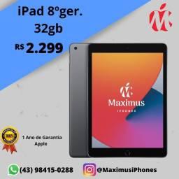 iPad 8ªGer. 32GB Wifi - Space Gray