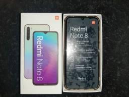 Xiaomi redmi note 8 usado
