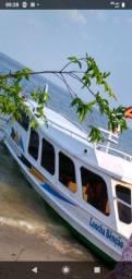 Vendo Lancha Benção e barco de madeira Promessa de Deus III