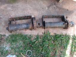Catraca amarração ferro