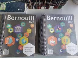 Livro Coleção Bernoulli EM2 Enem