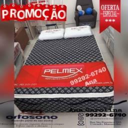 Título do anúncio: Cama Box casal c/ pillow top extra