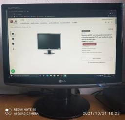 Título do anúncio: Monitor LG FRATRON w1752t
