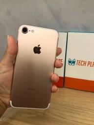 Título do anúncio: iPhone 7 128gb Rose Apple || Loja Física na Savassi ||Seminovo