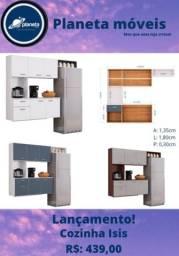 Título do anúncio: Cozinha Ísis com espaço pra geladeira em promoção!!!