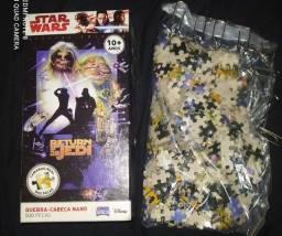 Vendo Quebra Cabeça Nano Star Wars 500 Peças