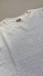 Blusa tricô Colcci