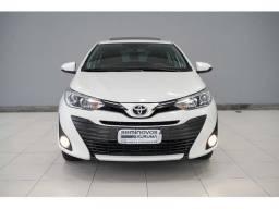 Título do anúncio: Toyota Yaris 1.5 16V FLEX SEDAN XLS MULTIDRIVE