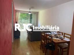 Apartamento à venda com 2 dormitórios em Rio comprido, Rio de janeiro cod:MBAP25464