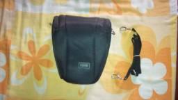 Bolsa Bag da marca Casy Para Câmera Digital Dslr - Case em Nylon