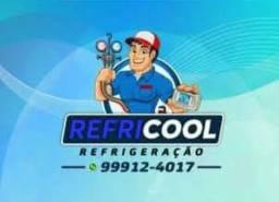 Título do anúncio: Refricool Refrigeração