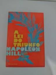 Título do anúncio: Livro , a lei do triunfo