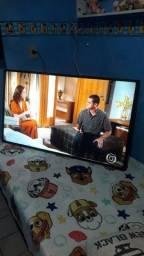 TV Samsung smart 48 polegadas 220 wolt