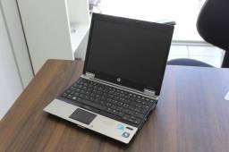 Notebook Hp Elitebook 2540p core i7 160GB HD 4GB ram até 12x