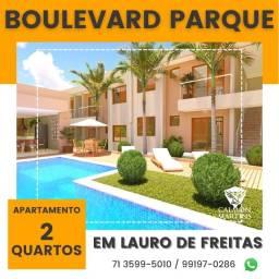 Título do anúncio: Boulevard - Apartamento com 2/4 + suíte 59m²