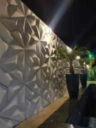 Placas 3D Gesso e cimento Empresa: Cbcdesign3d