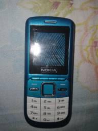 Celular mini Nokia C3 (semi novo)