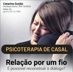 Psicóloga Especialista em Terapia de Casal