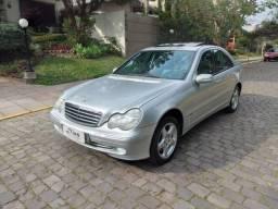 Mercedes c 240 V6 2001 top