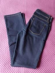 Título do anúncio: Calça jeans feminina Makenji - tam. 38