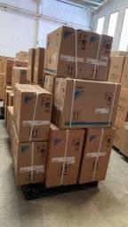 Título do anúncio: lote de ar condicionado Daikin na caixa