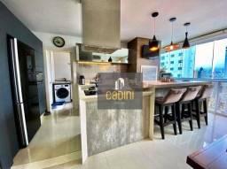 Título do anúncio: Excelente Apartamento no Mirante do Atlântico Residencial - 3 dormitórios, 120 m² por R$ 1