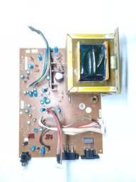 Título do anúncio: Placa fonte do mini system Philips FWM 603
