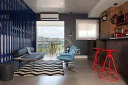 Título do anúncio: Cobertura com 1 dormitório, 94 m² - venda por R$ 1.050.000 ou aluguel no Morumbi - São Pau