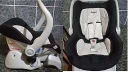 Título do anúncio: Bebê conforto com base para carro