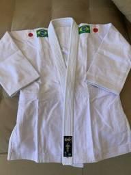 Kimono Senshi Novo - trançado