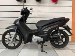Título do anúncio: Honda Biz 125 Ex Preto 2015