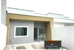 Título do anúncio: Conceição 1 - Casa e só 170Mil  Financia-Casas Prontas Com Laje, com Suíte -Na Conceição