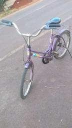Bicicleta feminina jovinil Monark Nina