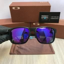 óculos de sol oakley holbrook julian wilson violeta polarizado