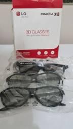 Óculos 3D Glasses LG