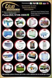 Gôndolas e Instalações Comerciais