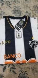 Camisa atlético Mineiro 2013 libertadores