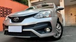 Título do anúncio: Toyota/ Etios 2018 AT