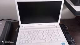 Placa de áudio UA 101  Roland +  notebook i3 Samsung