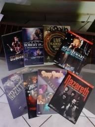 Dvds e CDs, Clássicos do Rock