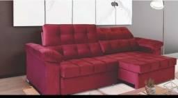 Título do anúncio: Lindos sofas
