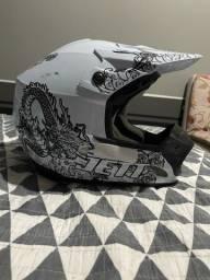 Capacete JETT Motocross / mountain bike tam 56