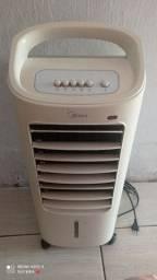 Climatizador ar frio marca Midea
