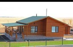 Título do anúncio: Casas pré fabricadas