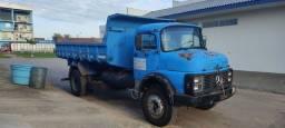 Título do anúncio: Caminhão caçamba 1516, motor 352, turbinado e reduzido.