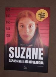 Título do anúncio: Suzane assasina e manipuladora. (Livro)