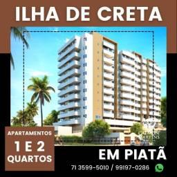 Título do anúncio: Apartamento 2/4 com 1 suíte em 62m² - Vista Mar